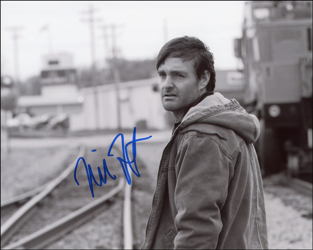 Will Forte Signed Photo