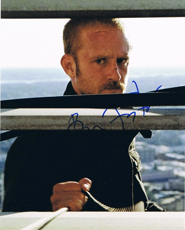 Ben Foster Signed Photo