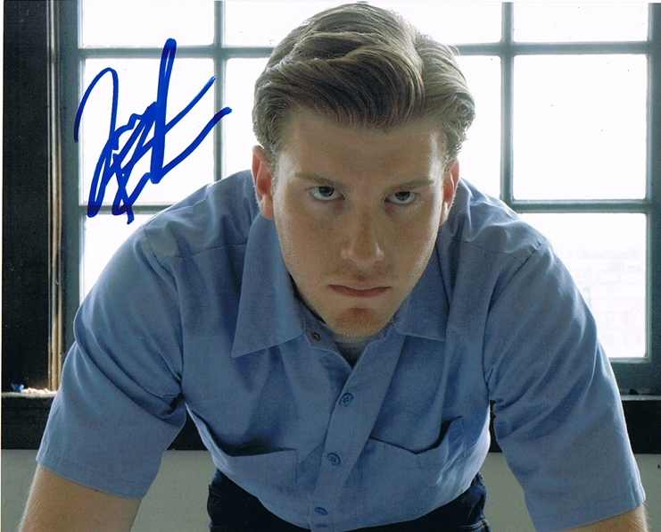 Jon Foster Signed Photo