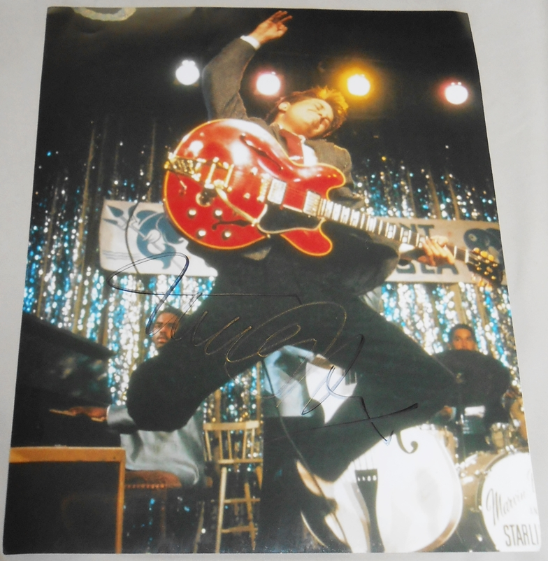 Michael J. Fox Signed Photo