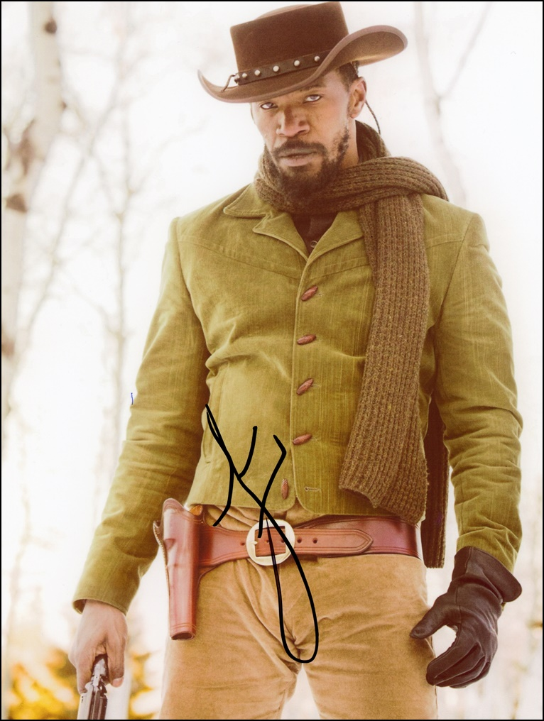 Jamie FoxxSigned Photo