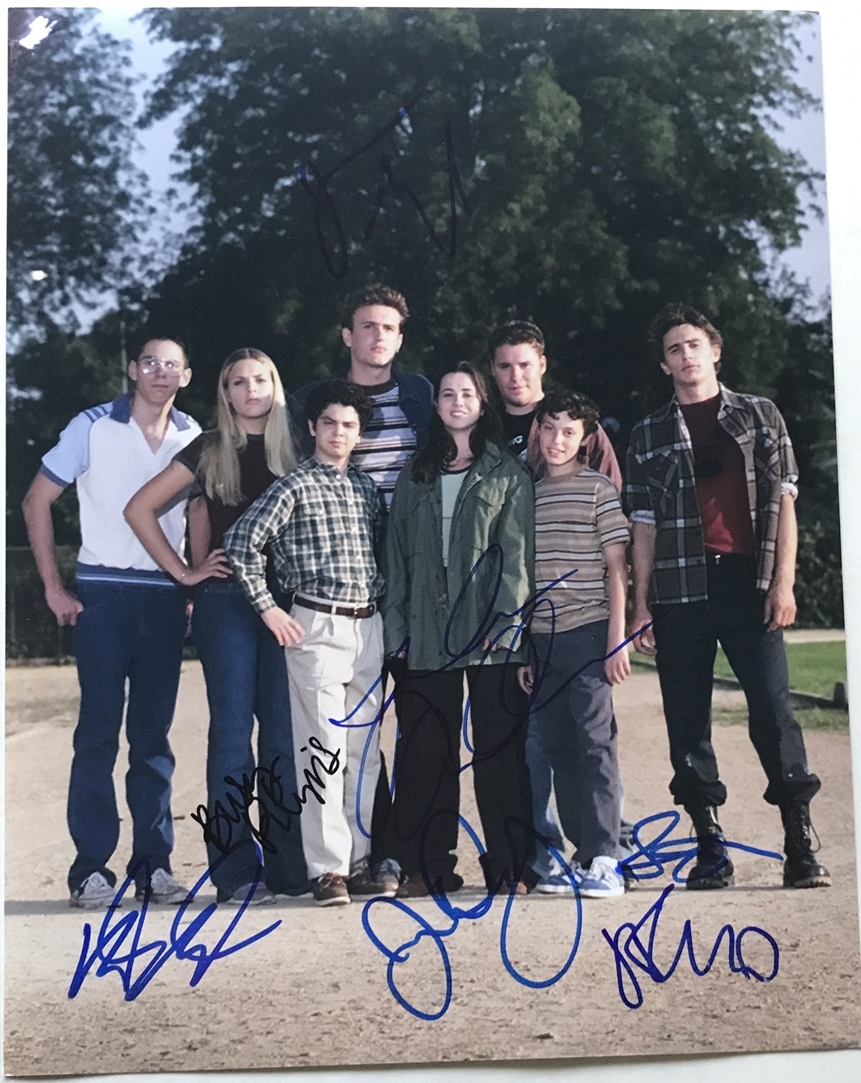 Freaks and Geeks Signed Photo