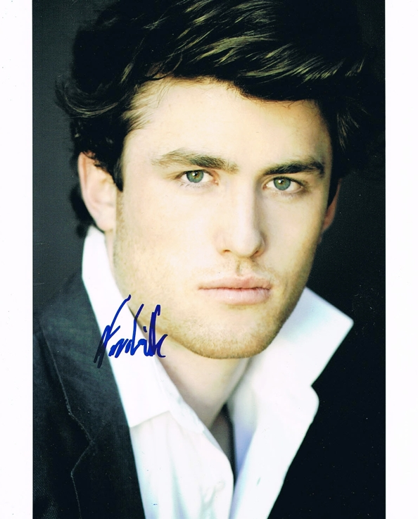 James Frecheville Signed Photo