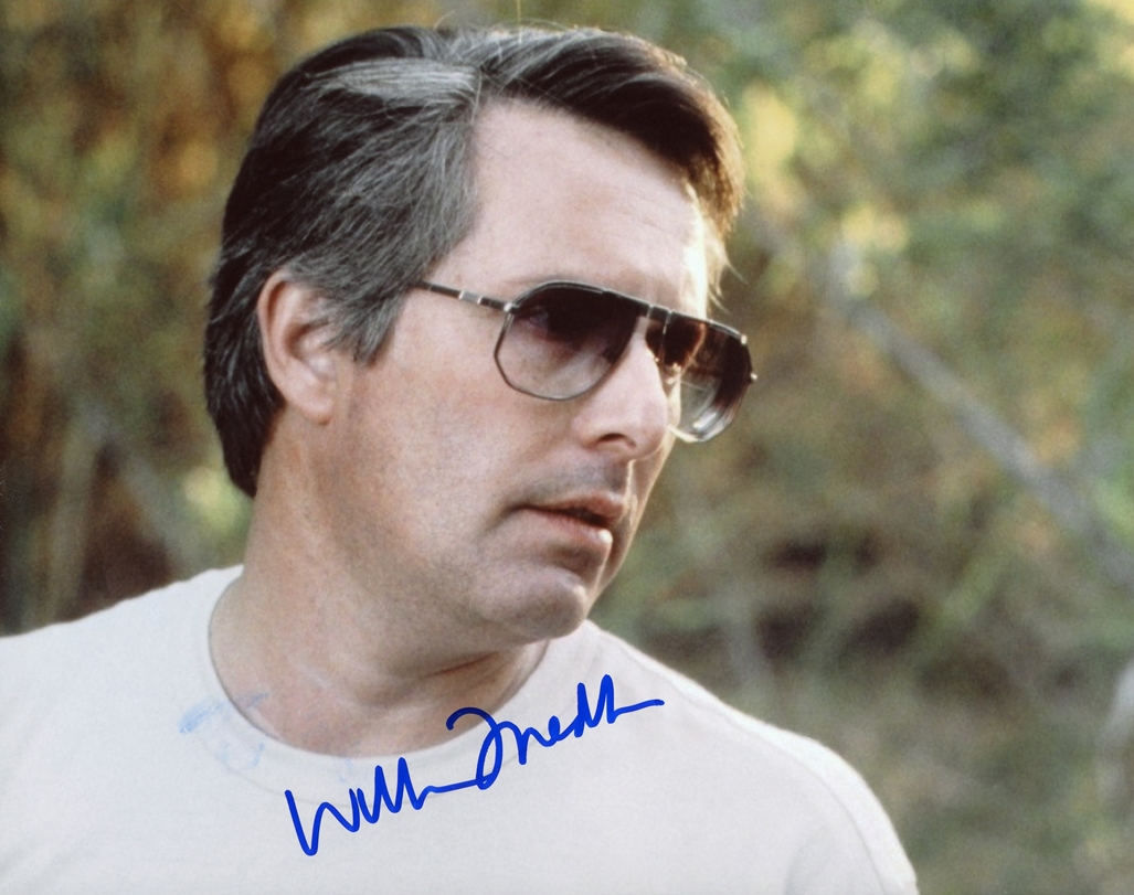William Friedkin Signed Photo