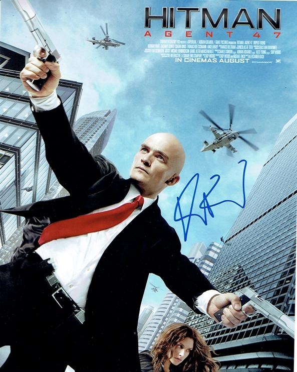Rupert Friend Signed Photo