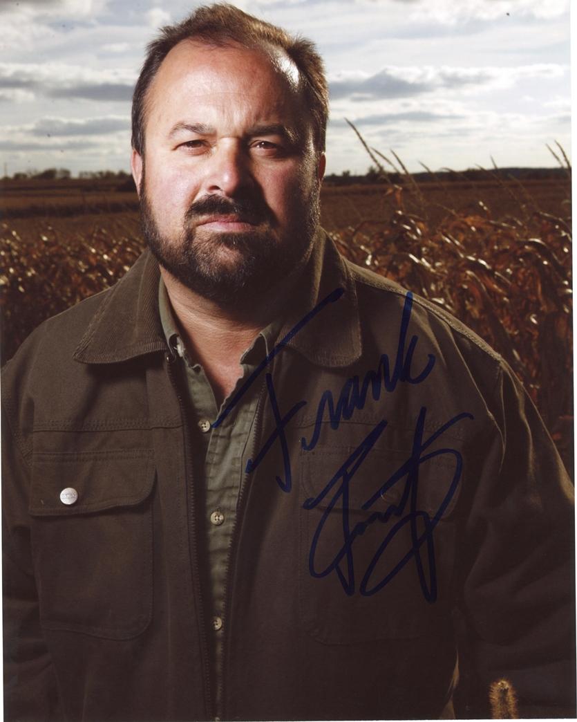Frank Fritz Signed Photo