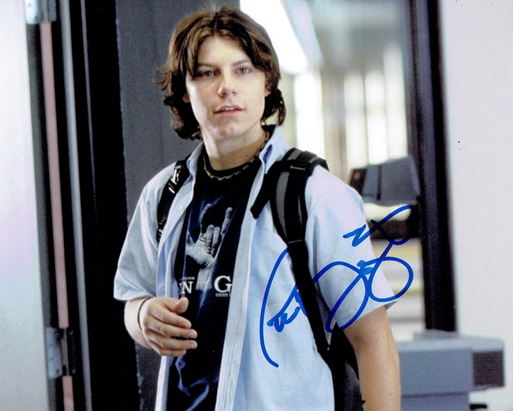 Patrick Fugit Signed Photo
