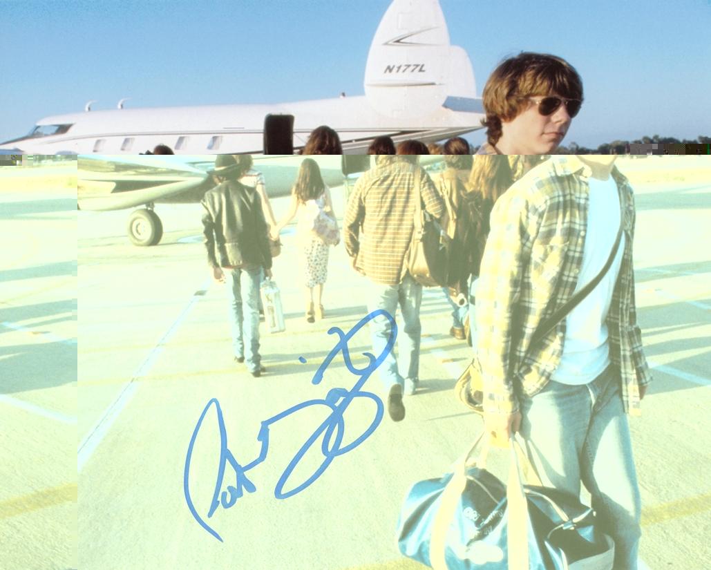 Patrick Fugit Signed Photo