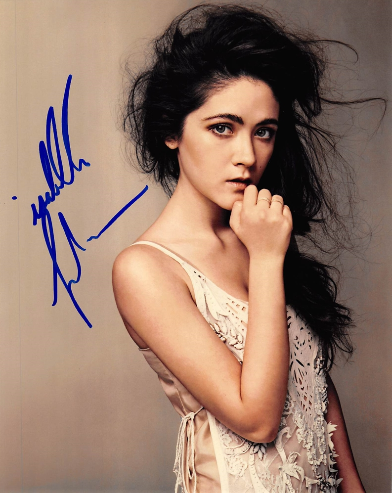 Isabelle Fuhrman Signed Photo