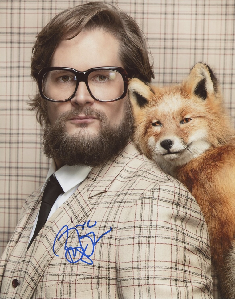 Bryan Fuller Signed Photo