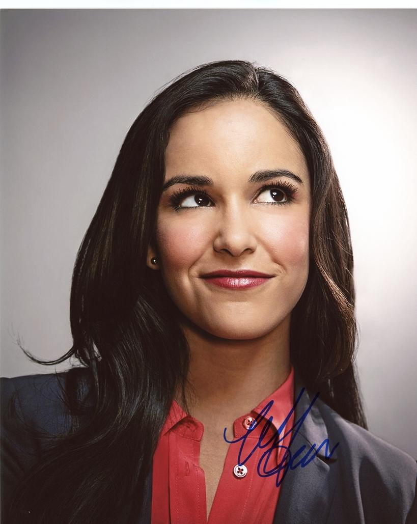 Melissa Fumero Signed Photo