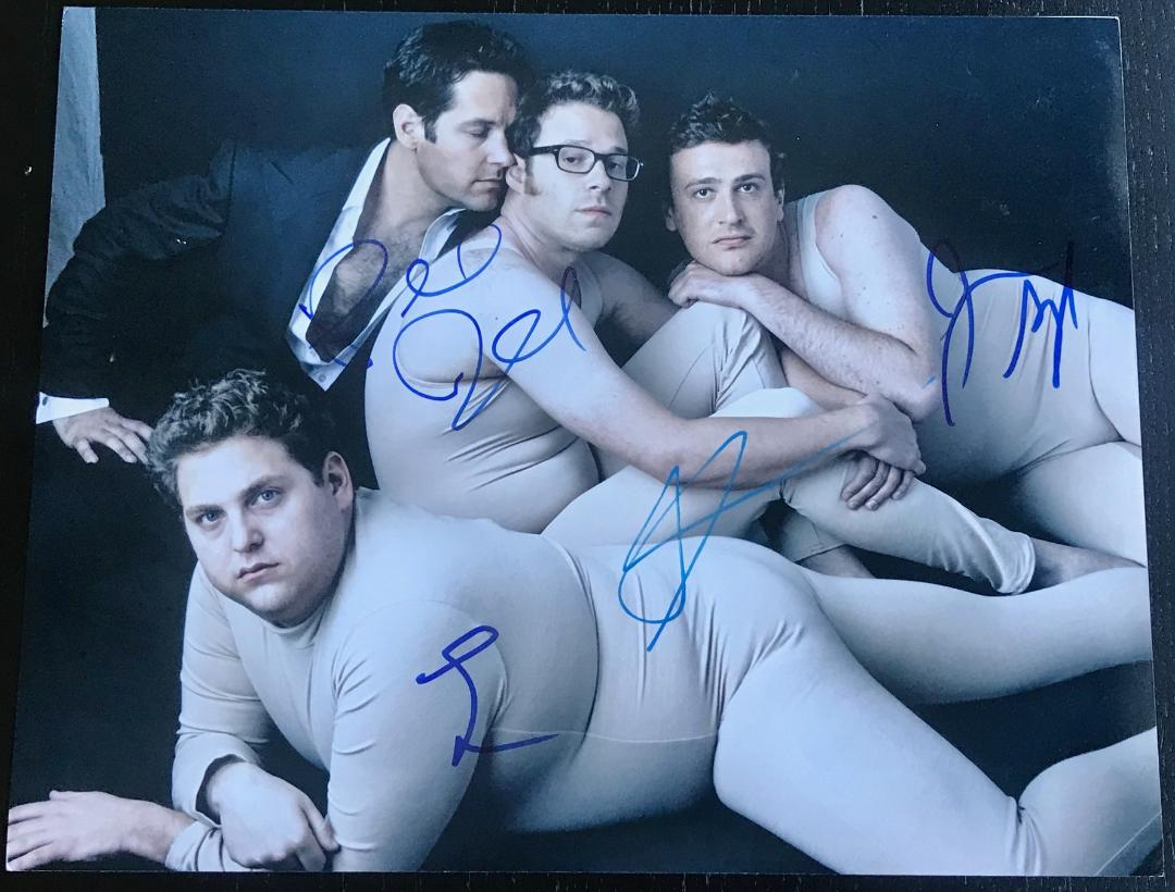Funny Guys Signed Photo
