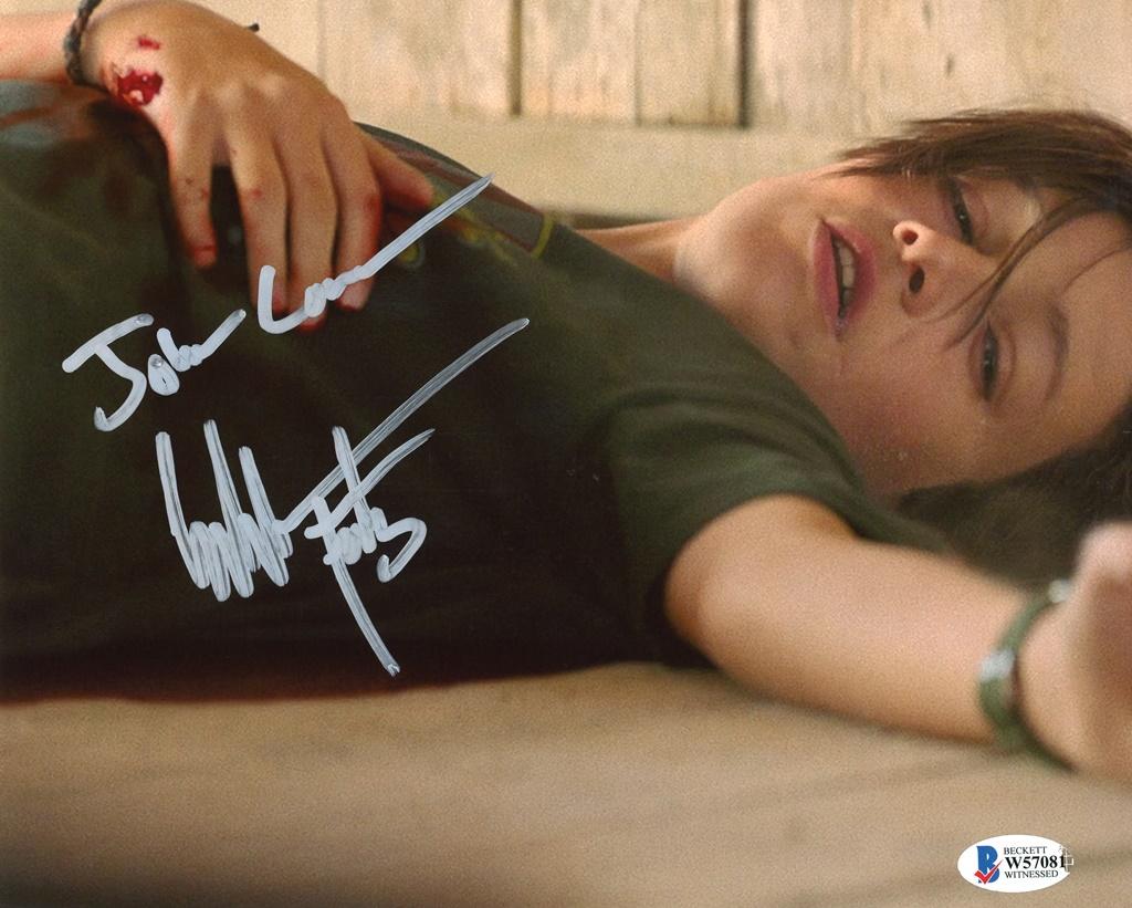 Edward Furlong Signed Photo