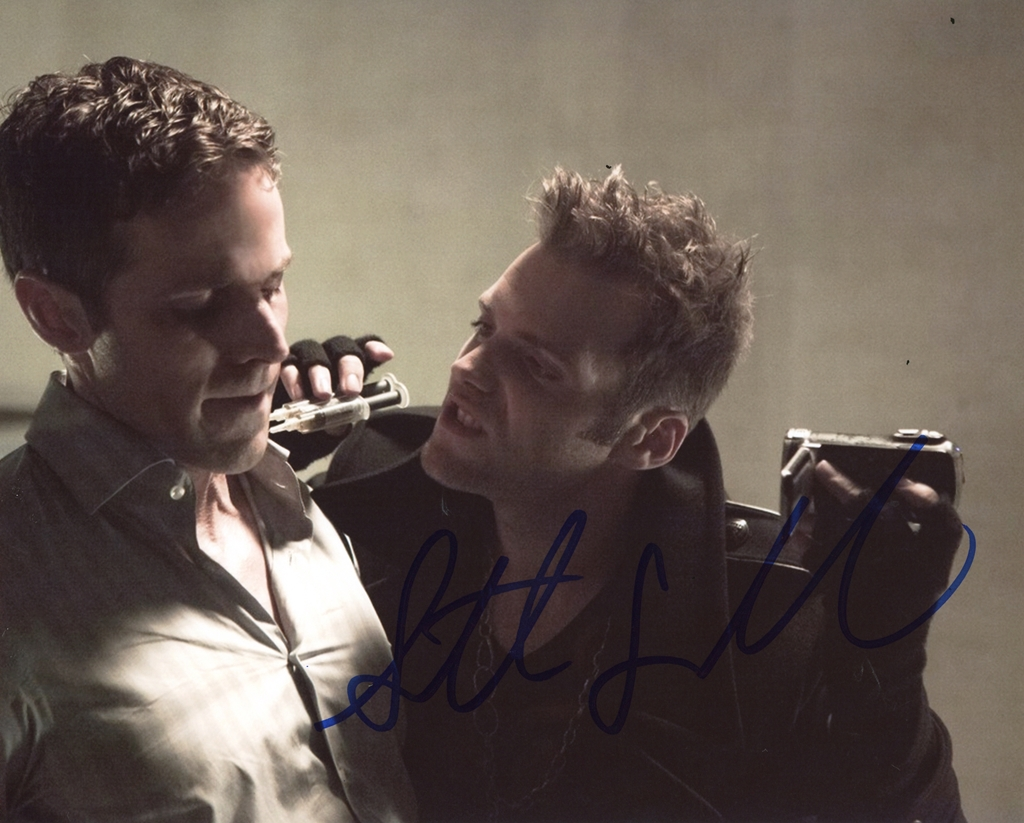 Seth Gabel Signed Photo