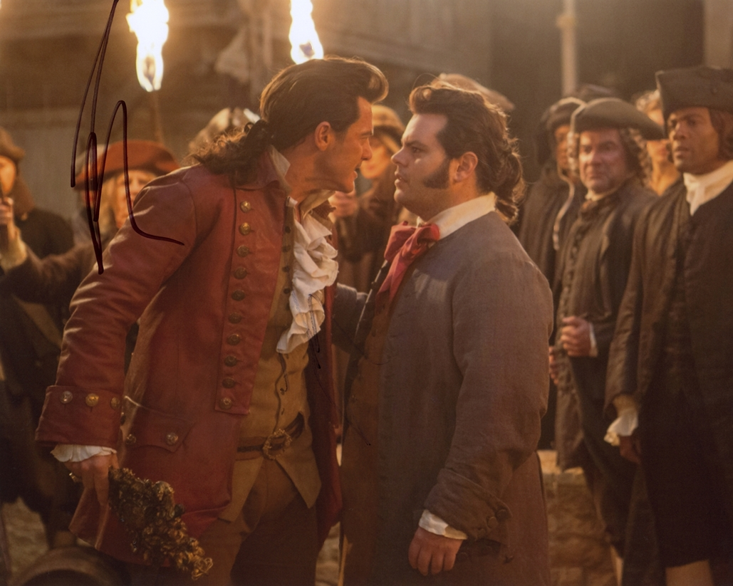 Josh Gad Signed Photo