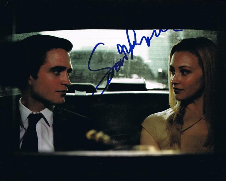 Sarah Gadon Signed Photo