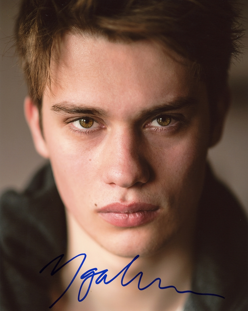 Nicholas Galitzine Signed Photo