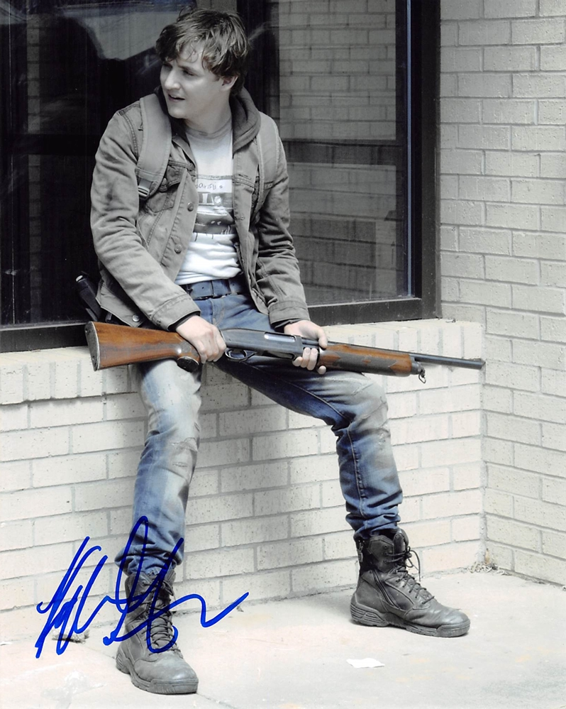 Kyle Gallner Signed Photo