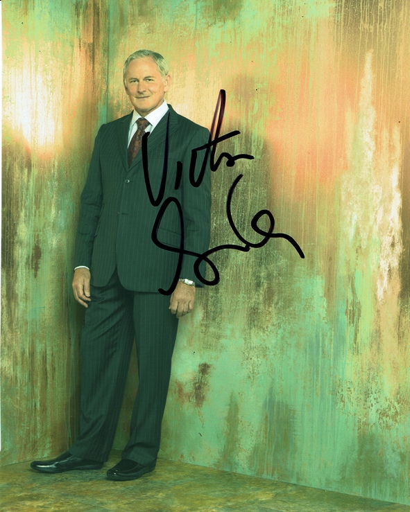 Victor Garber Signed Photo