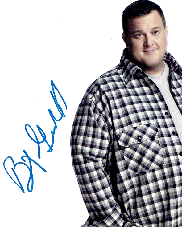 Billy Gardell Signed Photo