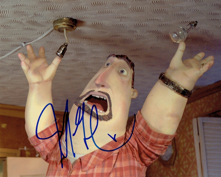 Jeff Garlin Signed Photo