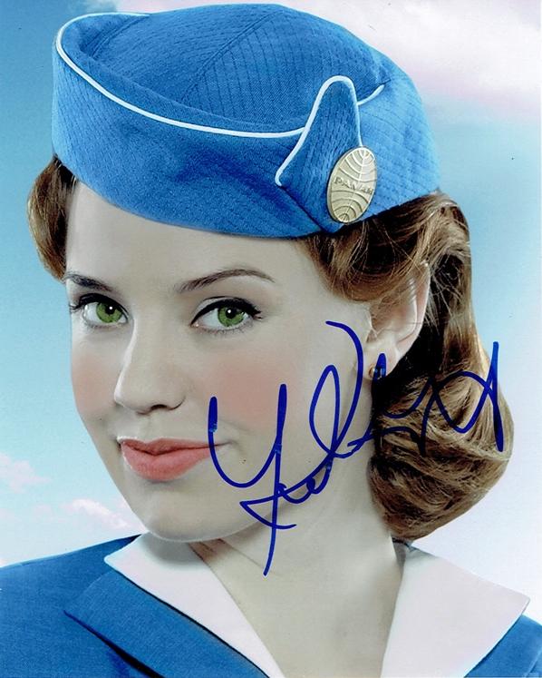 Kelli Garner Signed Photo