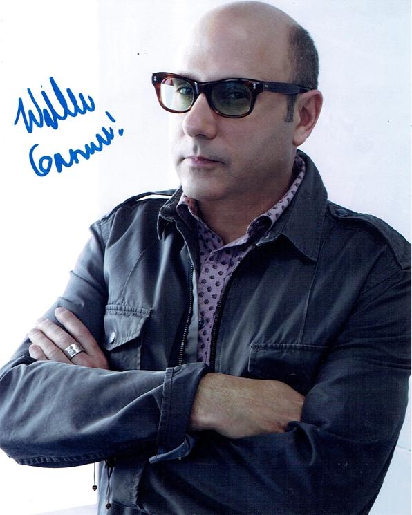 Willie Garson Signed Photo