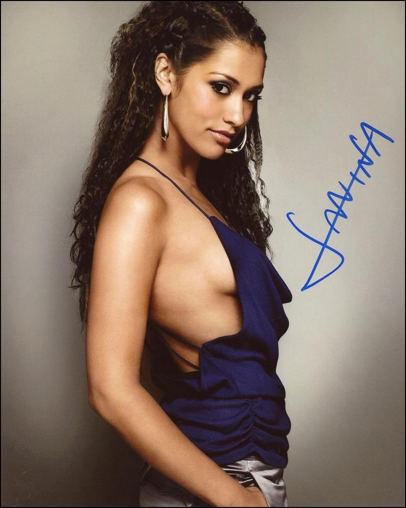 Janina Gavankar Signed Photo