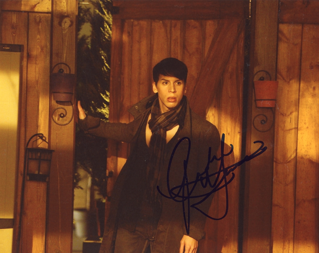 Jordan Gavaris Signed Photo