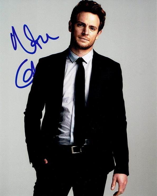 Nick Gehlfuss Signed Photo