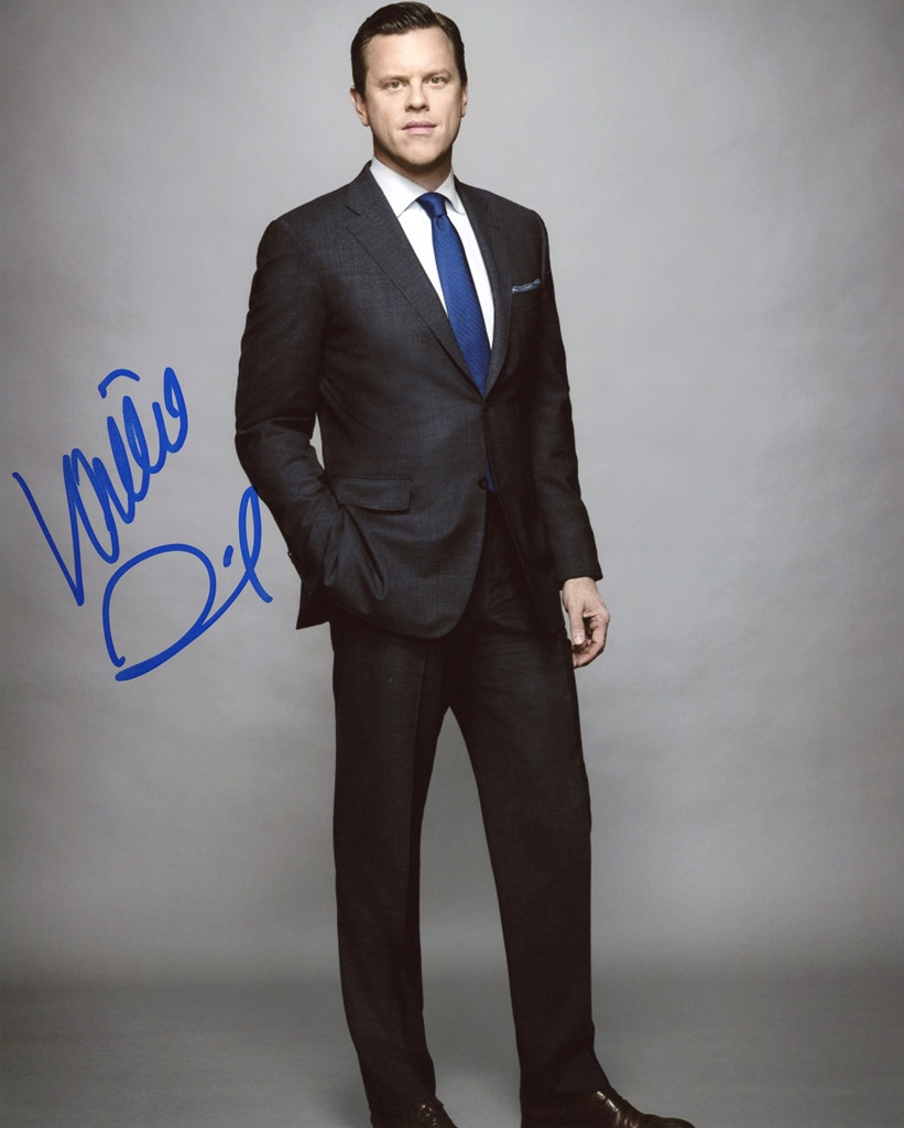 Willie Geist Signed Photo