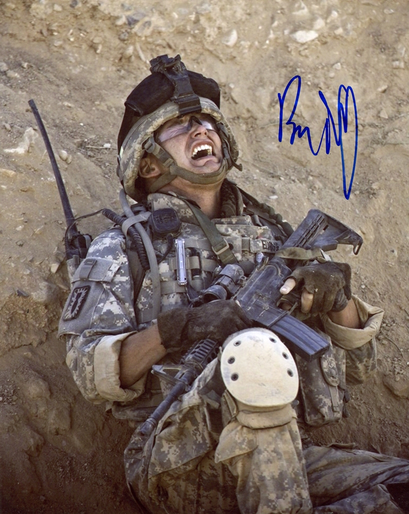 Brian Geraghty Signed Photo