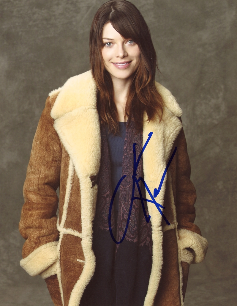 Lauren German Signed Photo