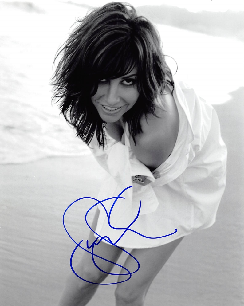 Gina Gershon Signed Photo