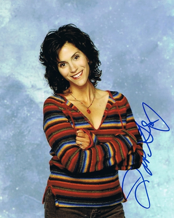 Jami Gertz Signed Photo