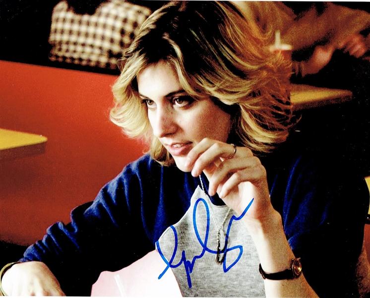 Greta Gerwig Signed Photo