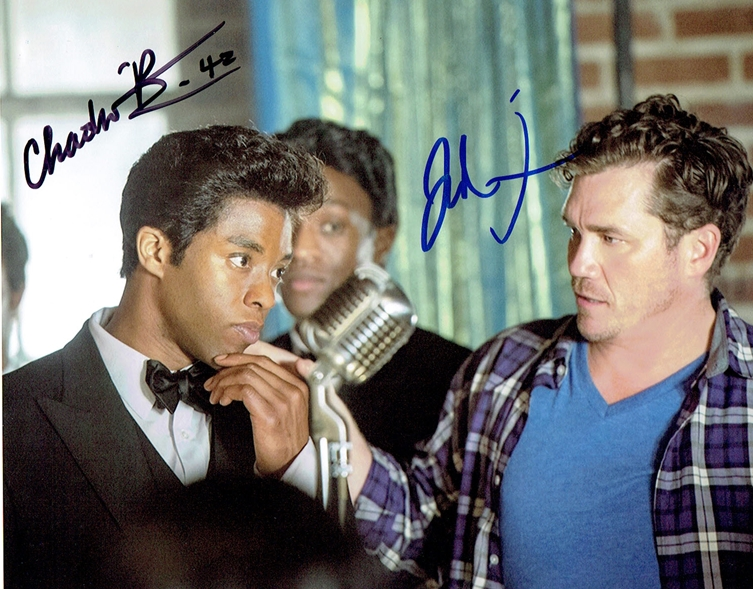 Get On Up Signed Photo