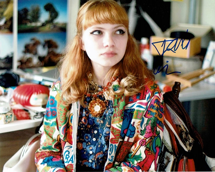 Tavi Gevinson Signed Photo