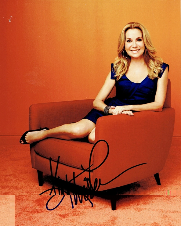 Kathie Lee Gifford Signed Photo