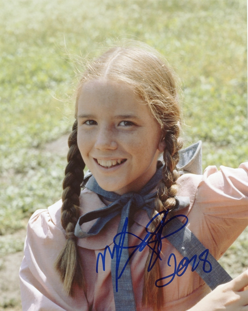 Melissa Gilbert Signed Photo