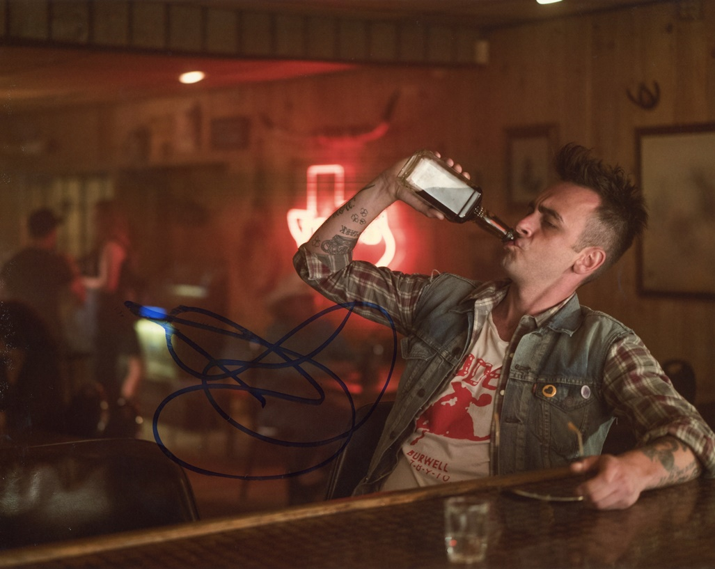 Joseph Gilgun Signed Photo