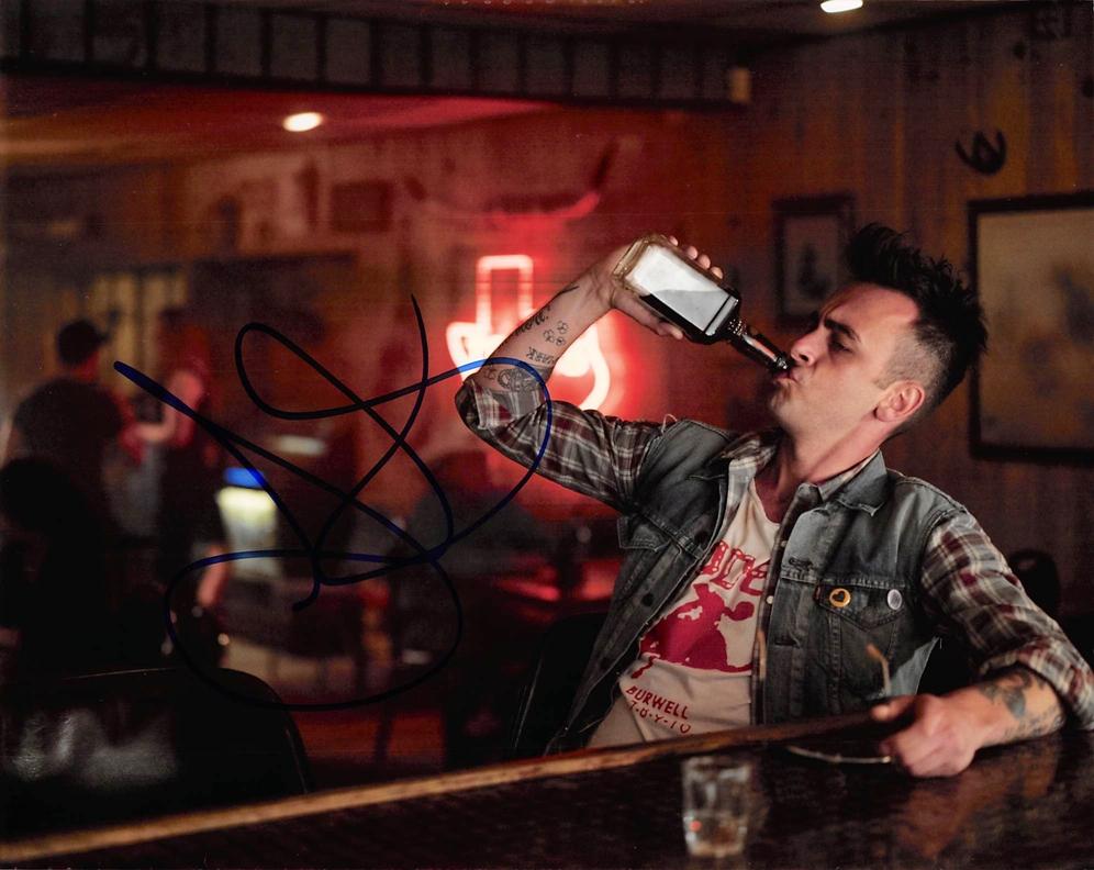 Joseph Gilgun Signed Photo