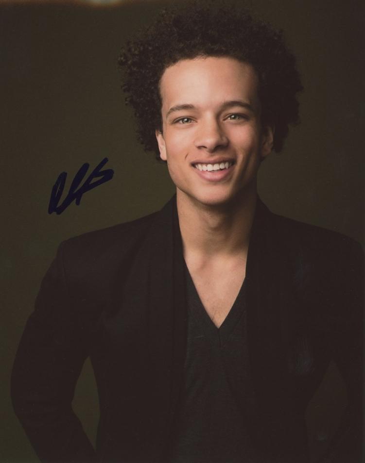Damon J. Gillespie Signed Photo