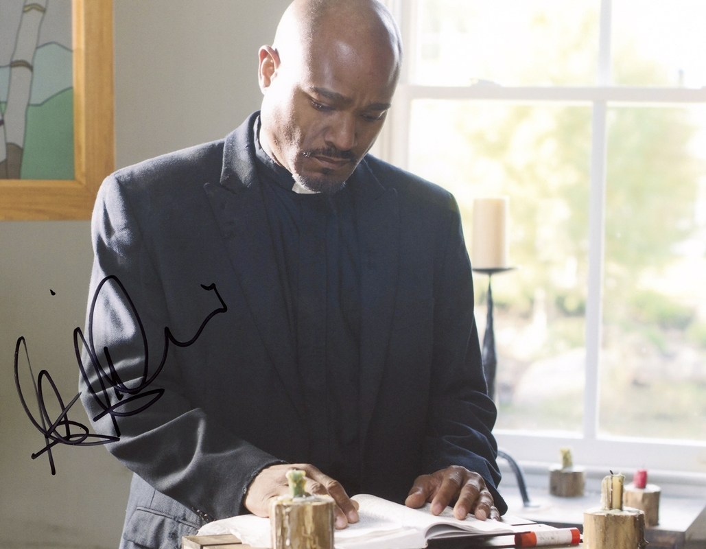 Seth Gilliam Signed Photo