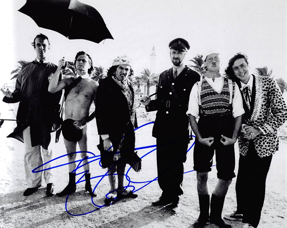 Terry Gilliam Signed Photo