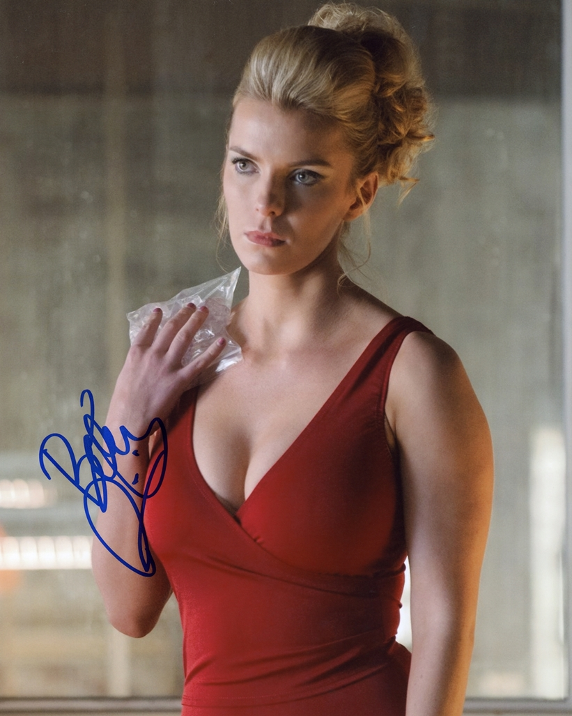 Betty Gilpin Signed Photo