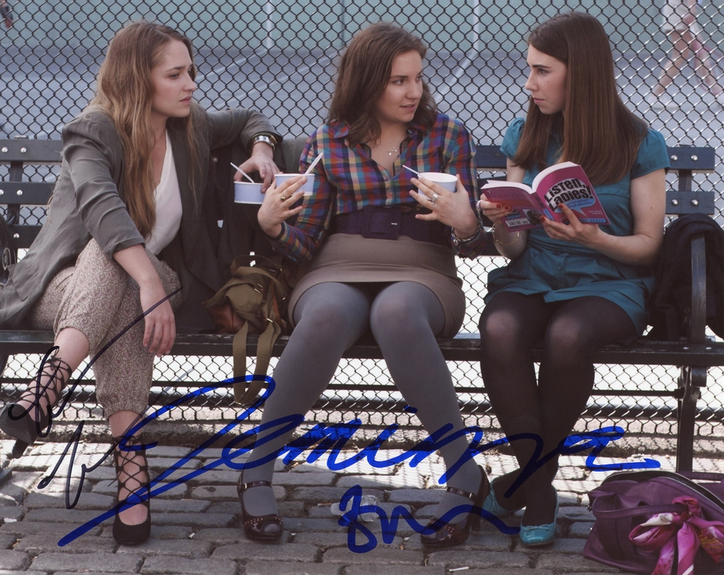 Girls Signed Photo
