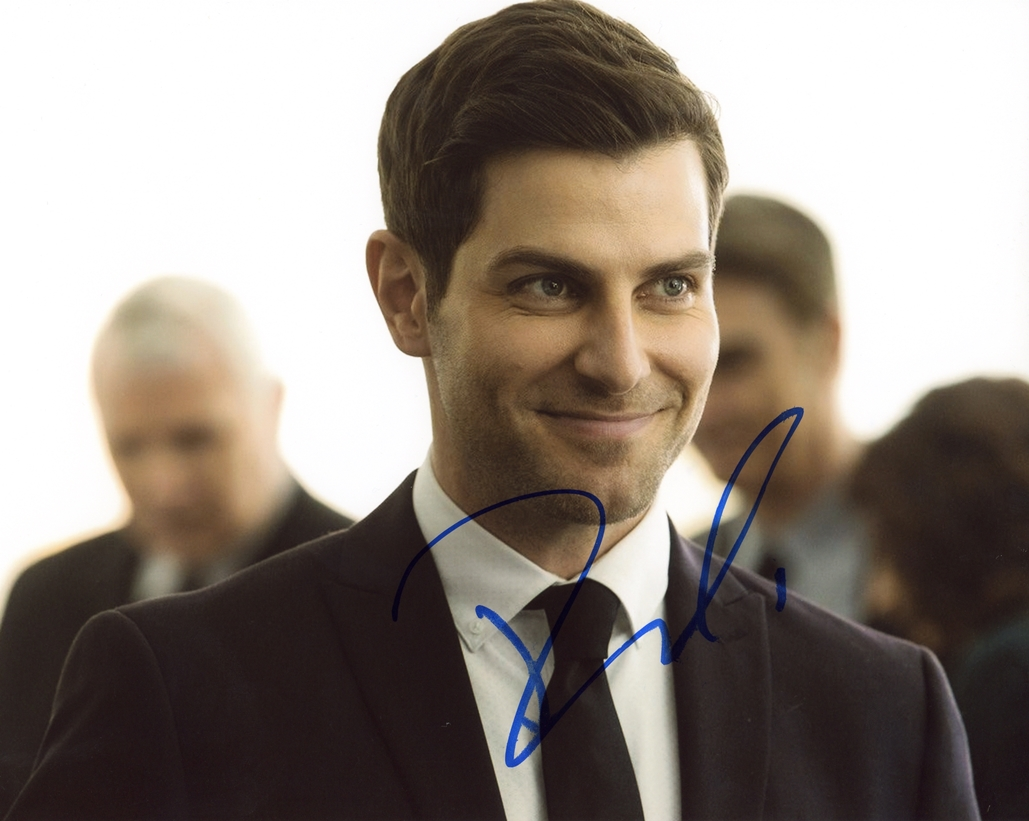 David Giuntoli Signed Photo