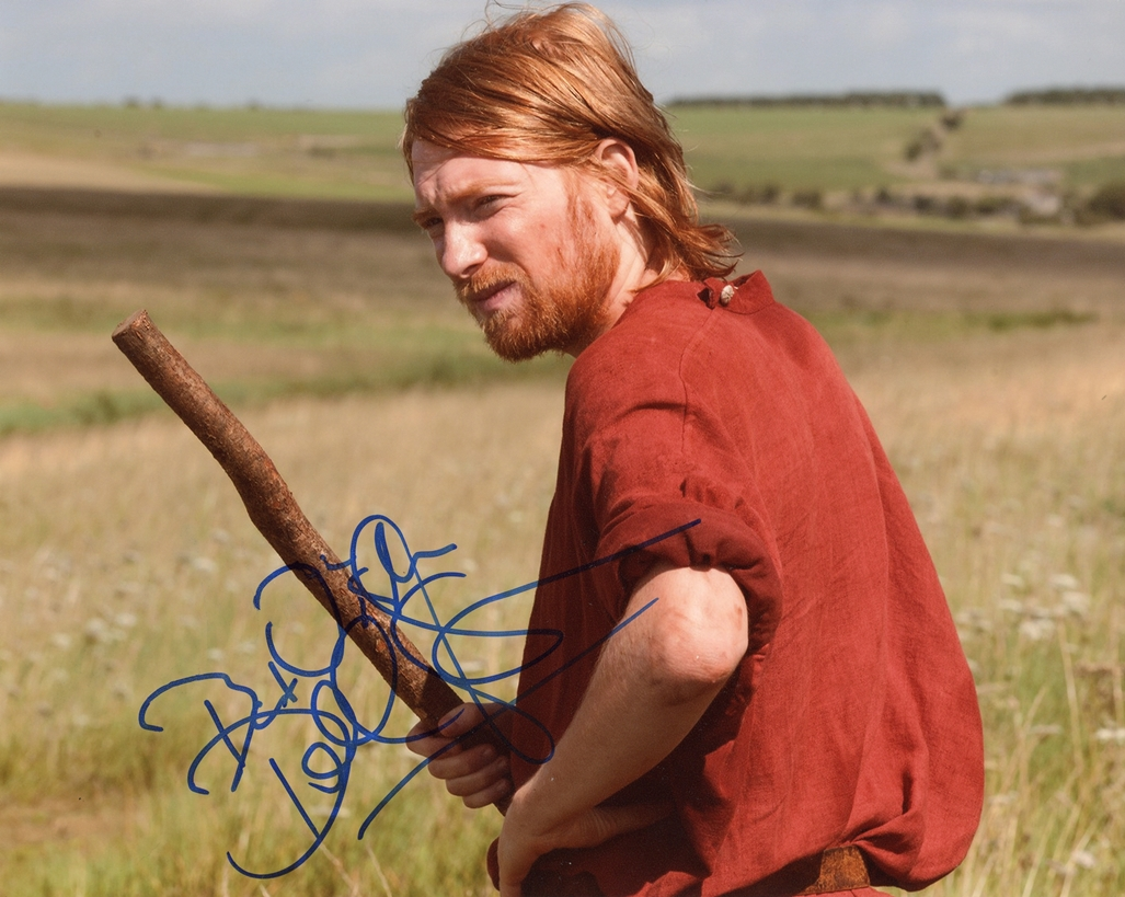 Domhnall Gleeson Signed Photo