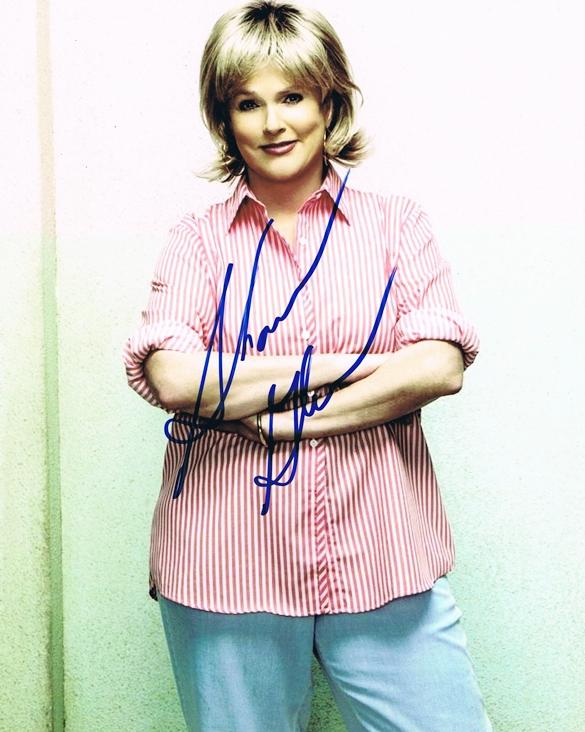 Sharon Gless Signed Photo